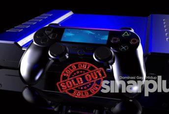 'Demam' PS5, cuma perlu satu jam untuk isytihar habis terjual!