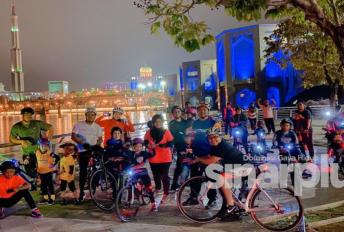 Lorong motosikal Putrajaya bakal jadi laluan basikal, 'port' baharu 'geng kayuh'