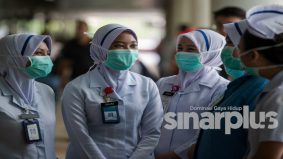 KKM mohon 1,899 tambahan petugas kesihatan tangani pandemik Covid-19