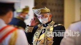 PKPB : Agong minta rakyat bertenang, Istana Negara laksana semi-lockdown