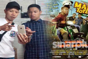 Dulu rekod video pakai telefon kini filem sulung Syahmi bakal ditayang di Astro First