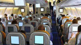 Risiko dijangkiti Covid-19 ketika dalam pesawat penerbangan adalah rendah – Kajian