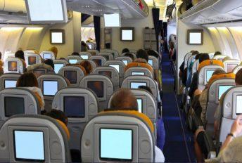 Risiko dijangkiti Covid-19 ketika dalam pesawat penerbangan adalah rendah - Kajian