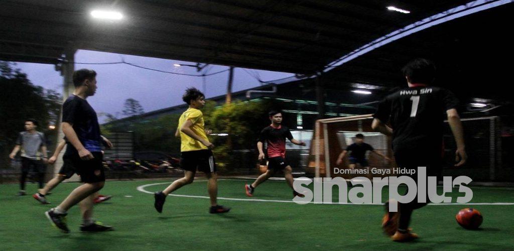 PKPB : Aktiviti di gimnasium, padang bola sepak dan futsal dibenarkan tapi bersyarat