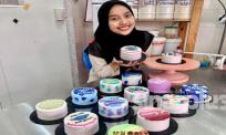Baby kek aising ala Korea jadi trend, kini 'hero' sejak PKP
