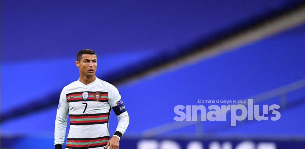 Tidak menunjukkan sebarang gejala, Cristiano Ronaldo disahkan positif Covid-19