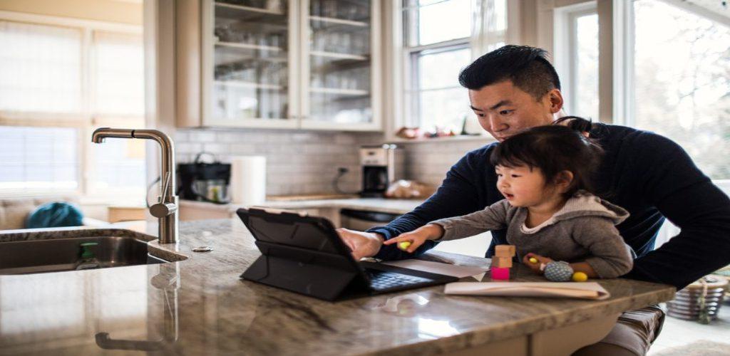 10 tip bekerja dari rumah sepanjang tempoh PKPB yang lebih sistematik