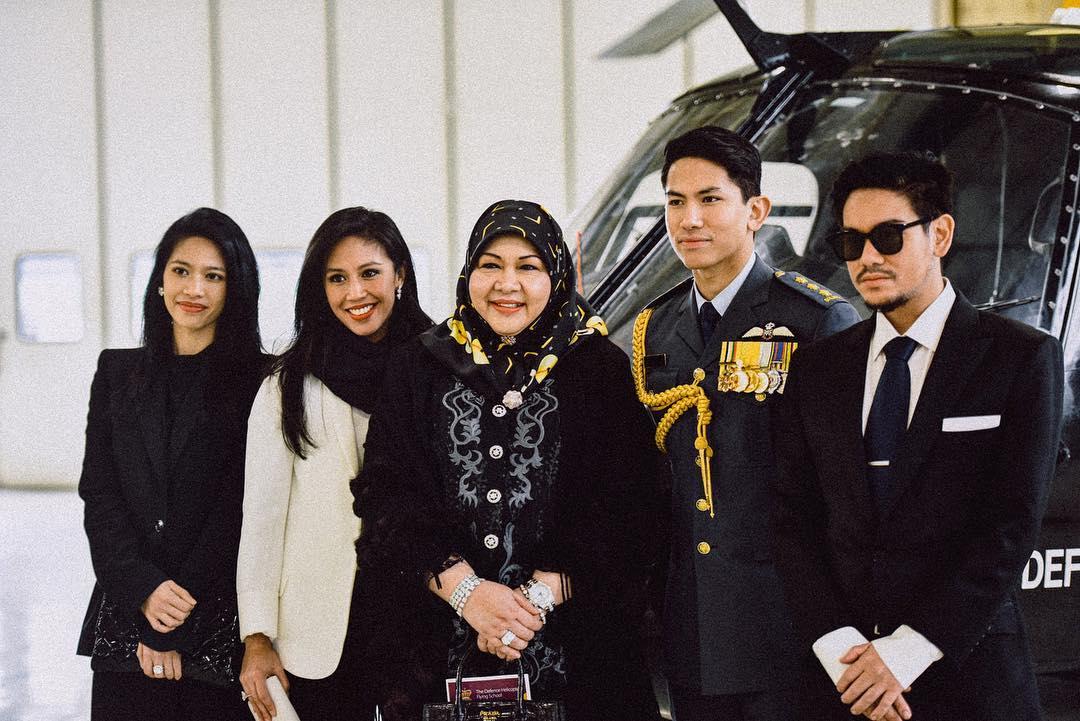 [VIDEO] Perkhabaran duka, anak Sultan Brunei, Pengiran Muda Abdul Azim mangkat