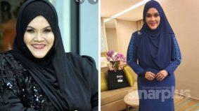 Aishah hilang 31kg berat badan selepas pintasan usus