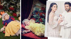 Untung Rizqaa…daddy pandai jahit gaun puteri Disney
