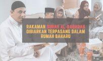 Rakaman Surah al-Baqarah dibiarkan terpasang dalam rumah baharu