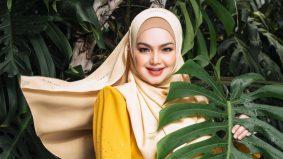 Siti Nurhaliza raih Anugerah Emas untuk album fizikal Manifestasiti2020
