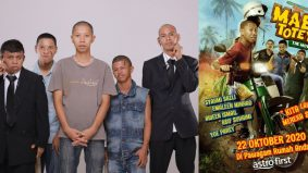 Dari YouTube ke filem, Syahmi Sazli pertaruh Mael Totey The Movie