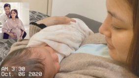 'Nur Fatima Aisya…' – Fattah, Fazura tunai janji, kongsi nama anak