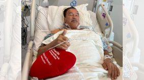 'Saya rasa hebat' – Arnold Schwarzenegger selamat jalani pembedahan