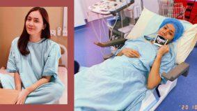 'Doakan yang terbaik buat kami' – Elizad selesai jalani 'embryo transfer'