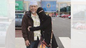 Bapa positif Covid-19, Fynn Jamal jalani kuarantin
