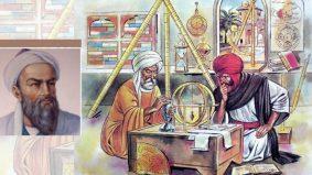 Al-Biruni ilmuan genius bidang astronomi, namanya turut diabadikan pada kawah bulan