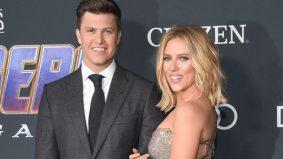 Scarlett Johansson kahwini pelawak Colin Jost