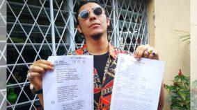 'No more Mr. Nice Guy' – Syamsul Yusof buat laporan polis