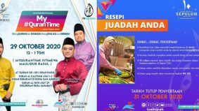 Program menarik di TV AlHijrah sempena sambutan Maulidul Rasul