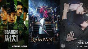 Filem,dramaKorea menarik di iQIYI sepanjang Oktober