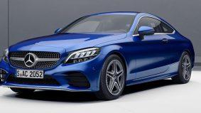 Desain C200 Coupe AMG Line lebih mewah, hidupkan enjin secara kawalan jauh melalui aplikasi telefon pintar