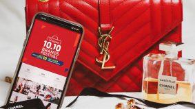 Jualan Shopee 10.10 lebih hebat, banyak promosi kaw-kaw…