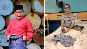Pak Lah Cecupak mohon doa, sokongan kewangan untuk tanggung kos perubatan