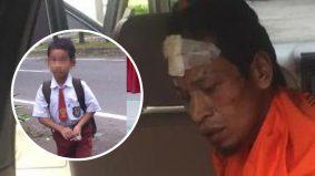 Sedih…anak mithali selamatkan ibu diperkosa, tetapi dibunuh secara brutal oleh pelaku