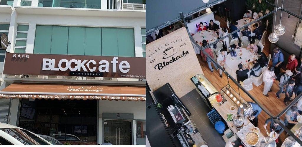 block cafe