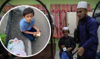 Kisah budak RM5 tepi jalan viral, siapa tahu bila besar nanti bakal jadi daie, hafiz yang alim…
