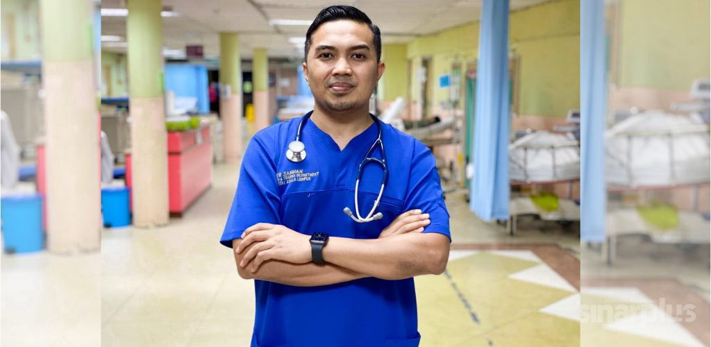 Dr Ahmad Samhan Awang