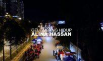 Alina Hassan: Dari pentas besar ke kaki lima
