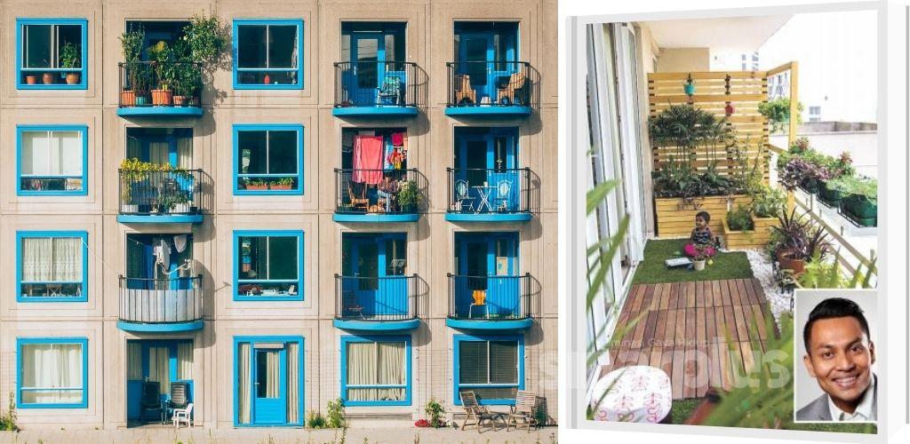 balkoni azry