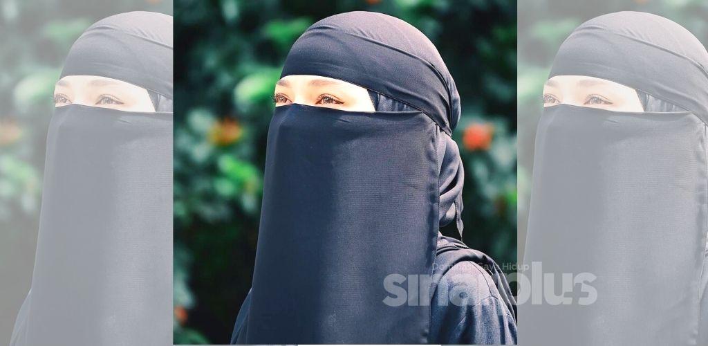 neelofa niqab