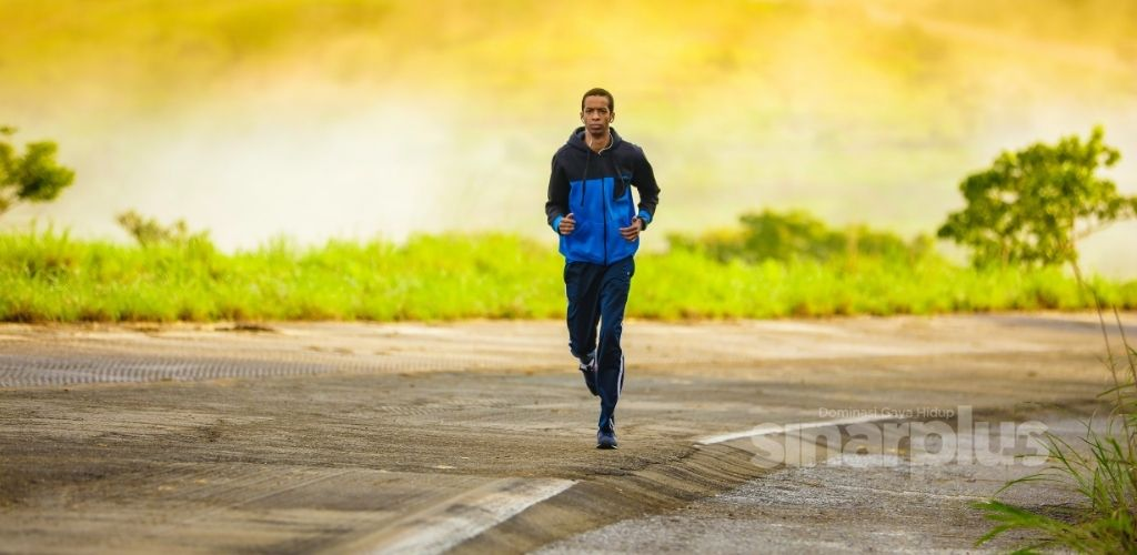 berlari