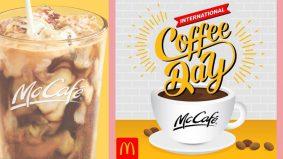 McDonald's beri 100,000 cawan kopi latte ais percuma