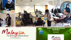 Hebat, hospital-hospital di Malaysia diiktiraf di peringkat antarabangsa