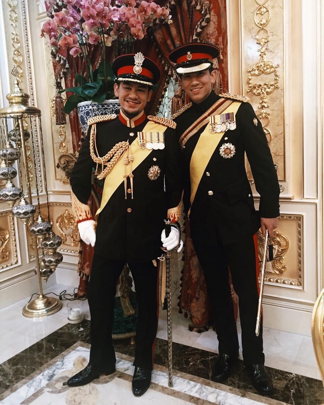 Pengiran Muda Abdul Azim mangkat, Brunei berkabung 7 hari