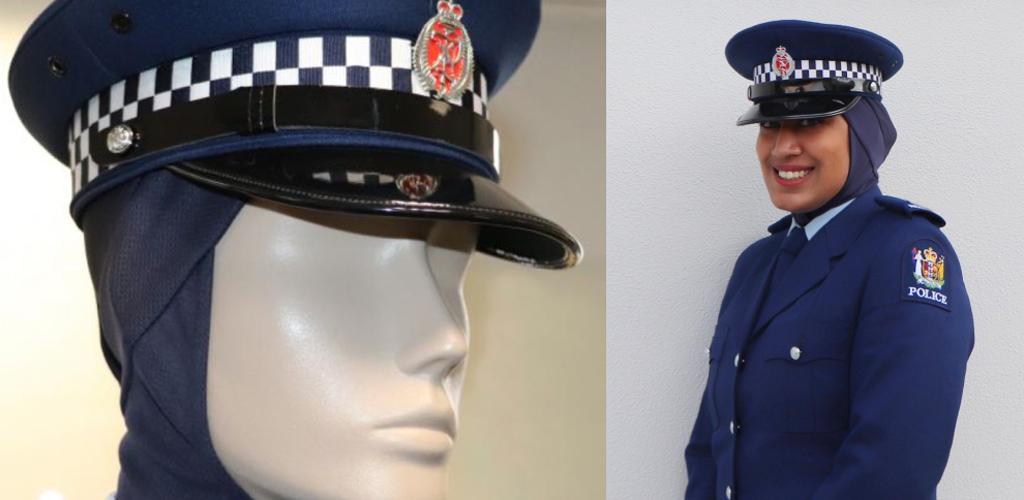 Polis New Zealand perkenalkan uniform berhijab untuk anggota polis wanita Muslim