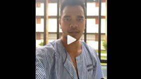[VIDEO]Alif Satar akan kongsi kisahnya sebagai pesakit Covid-19