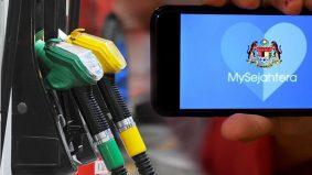 Denda RM1,000 jika gagal imbas MySejahtera di stesen minyak