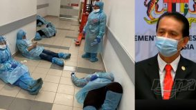 Dr Noor Hisham jawab isu takut mati, Menteri Agama turut tambah fakta menyokong