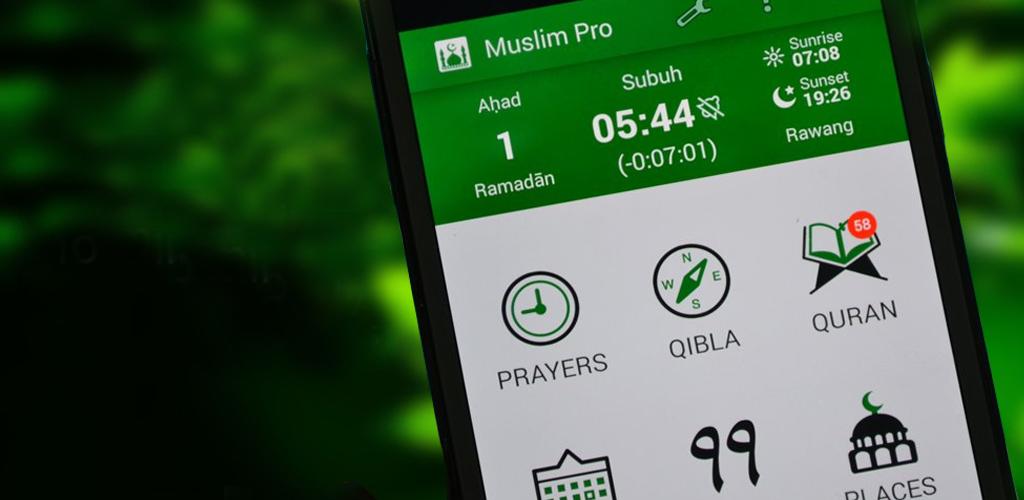 Ketenteraan US beli data 98 juta umat Islam pengguna Muslim Pro - Sinar Plus