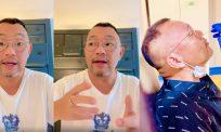 """[VIDEO] """"Bila orang terdekat positif, barulah sedar diri  benda ni real"""" – Michael Ang"""
