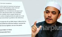 """""""Biarlah mahkamah yang menghakiminya"""" – PU Syed Bakri tampil beri pesanan"""