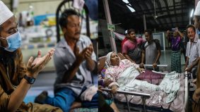 Ustaz Ebit ziarah keluarga arwah Siti Nur Surya, kongsi kisah Nabi Yusuf