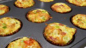 Mudahnya buat 'muffin' telur ni... sedap dan tentunya berkhasiat!