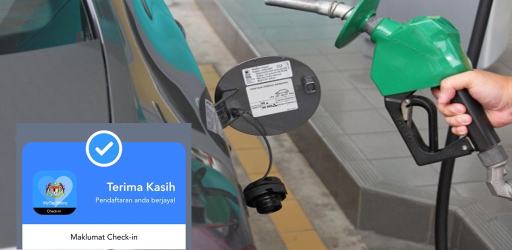 Ini 7 SOP di stesen minyak, Ismail Sabri perjelaskan